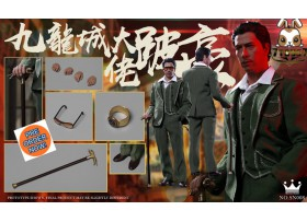 "[Pre-order] Warrior Model 1/6 SN008 Kowloon City mogul ""Limpy Ho""_ Box Set _WA001Z"