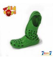 Wild Toys 1/6 Plastic Clogs #9 Green: Sandal Now WT006I