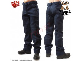 Wild Toys 1/6 Ghost Protocol_ Blue pants only _Fashion Now WT019H