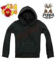 Wild Toys 1/6 Hoodies 2 Black_ Set _Now WT007A