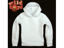 Wild Toys 1/6 Hoodies White_ Set _Now WT003C