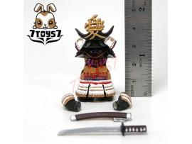 Wild Toys Custom Minifig Sengoku Samurai_ #3 Naoe Kanetsugu Armour Set _ WT013C