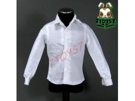 Wild Toys 1/6 Office Classic_ White Shirt _Fashion Now WT031A