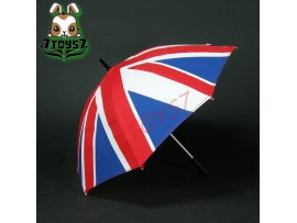 Wild Toys 1/6 National Flags Umbrella S3_ UK _defect color fade Olmypic WT024A