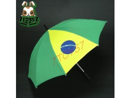 Wild Toys 1/6 National Flags Umbrella S3_ Brazil_ Olympic 2016 Foldable WT024C