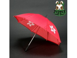 Wild Toys 1/6 National Flags Umbrella S3_ Hong Kong SAR_ Olympic Foldable WT024D