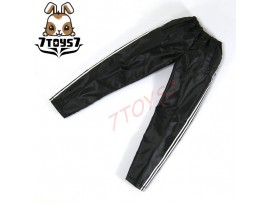 Wild Toys 1/6 Windbreaker_ Black Pants only _Sports WT017N