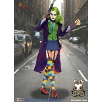 Wolfking 1/6 WK89013A Female Joker 2.0_ Box Set _Now WK012Y