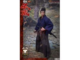 Wolfking 1/6 WK89015A Miyamoto Musashi 2_ Box Set _Japanese Samurai WK018Z