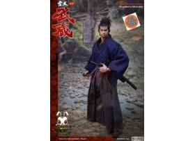 [Pre-order] Wolfking 1/6 WK89015A Miyamoto Musashi 2_ Box Set _Japanese Samurai WK018Z