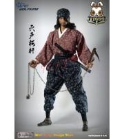 Wolfking 1/6 WK89011A Shishido Baiken_ Box Set _Samurai Now WK015Z