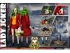 [Pre-order deposit] Wolfking 1/6 WK89022A Female Joker_ Deluxe Box _WK026Y