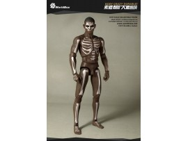 WorldBox 1/6 AT007 Crazy Durable Totem_ Body + Head Set _Now WB014A