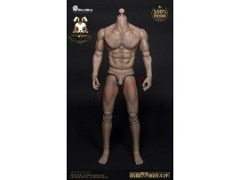 WorldBox 1/6 AT012 Crazy Durable Thick Chest & Board Shoulder_ Body _Now WB014D