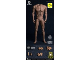 [Pre-order deposit] WorldBox 1/6 AT017 Crazy Durable_ Body Set _WB016X