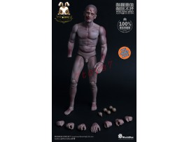 [Pre-order] WorldBox 1/6 AT022 Crazy Durable Zombie_ Body Set _TV Movie WB014H