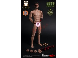 [Pre-order] WorldBox 1/6 AT024 Crazy Durable Body - Intelligent Prosthesis_ Set _WB014I
