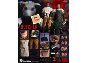 [Pre-order deposit] WorldBox 1/6 AT033 Downtown Union Butcher_ Set _WB030Z
