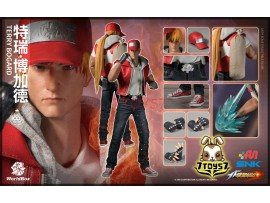 WorldBox 1/6 KF009 KOF Terry Bogard_ Box Set _SNK WB022Z