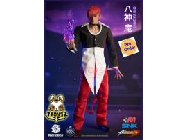 [Pre-order deposit] WorldBox 1/6 KF099 The King Of Fighters - Iori Yagami_ Box Set _WB027Z