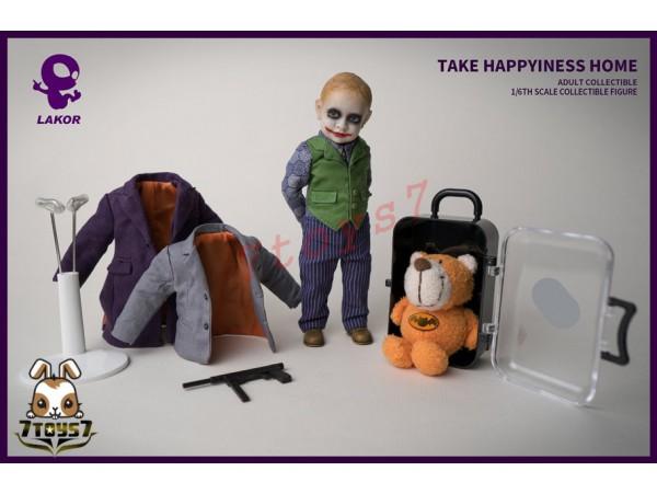 WorldBox Lakor 1/6 Take Happiness Home - Joker Baby 2.0_ Box Set _ZZ165A