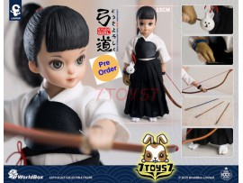 [Pre-order] WorldBox 1/6 Lakor Baby: Kyudo Girl_ Box Set _WB024Z