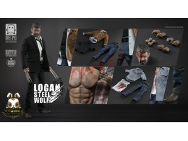 WorldBox x OneToys 1/6 Logan Steel Wolf_ Maximum Box Set _Now WB015Z