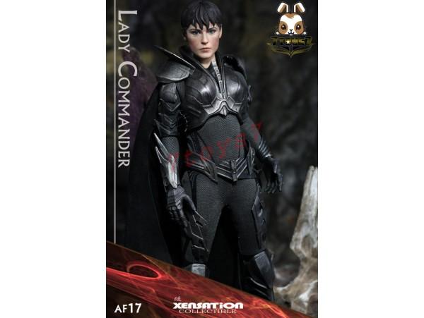 Xensation 1/6 AF17 Lady Commander_ Box Set _Movie Now XE002Z