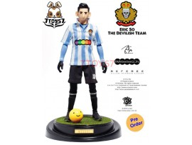 [Pre-order] ZCWO 1/6 Eric So Devilish Team - Messsi_ Box Set _ZC058Z