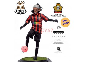 [Pre-order] ZCWO 1/6 Eric So Devilish Team - Ronadino_ Box Set _ZC058Y