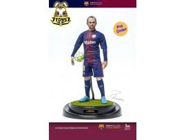[Pre-order] ZCWO 1/6 FCBarcelona 2017-18 - A.Iniesta_ Box Set _ZC056Y