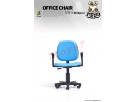 [Pre-order] ZCWO 1/6 Office Chair_ Blue _Workplace ZC052A
