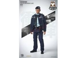 ZCWO 1/6 Police Emergency Unit Black Guy 2.0_ Box Set _ZC World ZC053Z