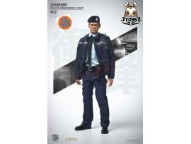 [Pre-order] ZCWO 1/6 Police Emergency Unit Black Guy 2.0_ Box Set _ZC World ZC053Z