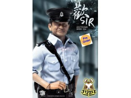 [Pre-order] ZCWO 1/6 Police Constable - Happy Sir_ Box Set _ZC059Y
