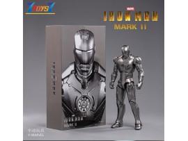 ZD Toys 1/10 Marvel Iron Man: Mark II MK 2_ Box Set _ZT001Z