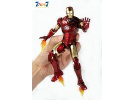 ZD Toys 1/10 Marvel Iron Man: Mark III MK 3_ Box Set _ZT003Z