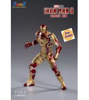 [Pre-order deposit] ZD Toys 1/10 Marvel Iron Man 3: Mark XLII MK 42_ Box Set _ZT014Z