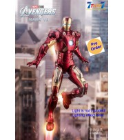 [Pre-order deposit] ZD Toys 1/10 Marvel Avengers Iron Man: Mark VII MK 7_ Box Set _ZT013Z