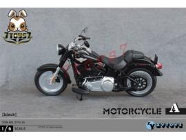 Zytoys 1/6 ZY15-26A Black Motorcycle_ Box _Now ZY016C