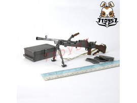 Zytoys 1/6 Bren gun_ Set _light machine gun British Army Now ZY023A