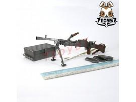 Zytoys 1/6 Bren gun_ Set _light machine gun British Army Now ZY023A