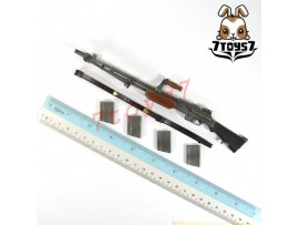 Zytoys 1/6 BAR gun_ Set _Browning Automatic Rifle US Army Now ZY023B