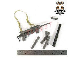 Zytoys 1/6 M3 Submachine gun_ Set _US Army Now ZY023C
