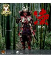 i8Toys 1/6 I8-002A Female Samurai - Ryou_ Red armor version Box Set _ZZ159C