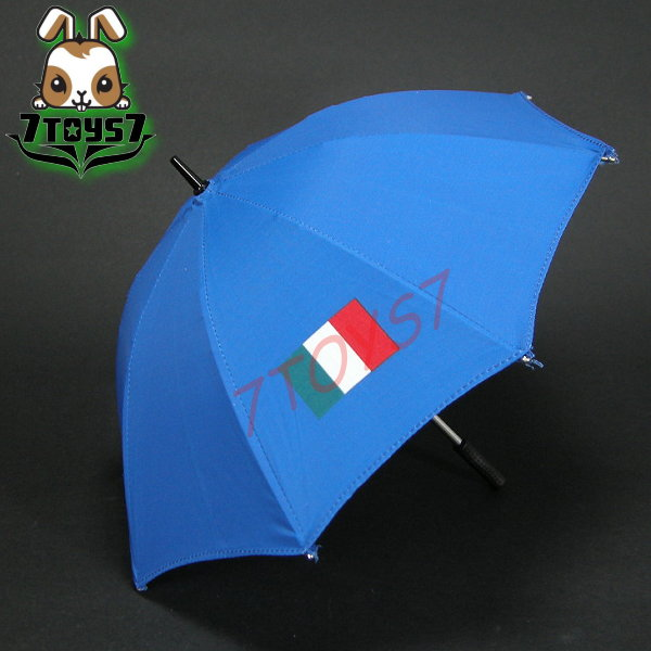 Wild Toys 1//6 National Flags Umbrella S3/_ China PRC/_Olympic 2016 Foldable WT024F